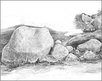 Drawing Rocks - tutorial