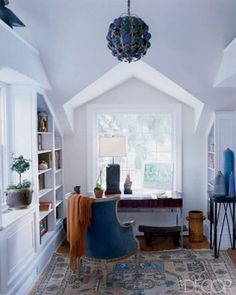 Facing active Yang of the outdoors is better than facing a wall. However, if this makes your back to the door, try turing the desk to a  solid wall behind and you can see the door and outdoors from the same position. #FengShui #0ffice Read more at: http://patricialee.me/2012/07/27/feng-shui-office-tips-for-you-desk/