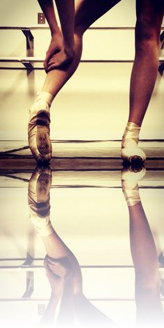 Absolutely love this pointe photo