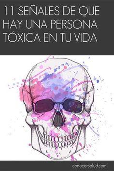 11 señales de que hay una persona tóxica en tu vida #salud