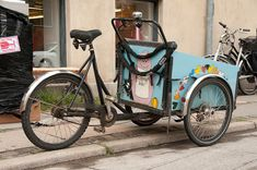 Customize the children box Christiania Bike, Professional Painters, Children, Box, Painting, Young Children, Boys, Snare Drum, Kids