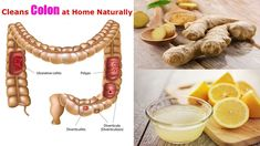 just 8 Remedies How to clean your Colon Naturally at Home #ThereAreManyTypesofColonCleansing