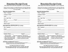 Image result for foundation donation item  letter