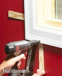 Install Vinyl Trim Around Windows Siding Pinterest Vinyls Window And Vinyl Trim