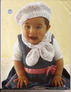 5501d560a67009 Baby Aran Jumper Sweater and Hat to fit chest 18 -24ins (46-61cm) - PDF  knitting pattern In four chest sizes 18-20-22-24 inches (46-51-56-61cm)