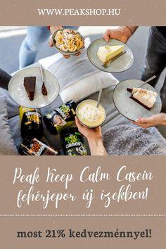 Igen, már birtokodba veheted a NULLA hozzáadott szénhidrátokat tartalmazó, megújult, ÚJ ízekben is érkező, de sokféle stressz ellenes hatónyagot, rostokat és ördögnyelvet tartalmazó VADIÚJ Keep Calm fehérjéket, ami garantáltan eltelít minden egyes nap! Keep Calm, Nap, Minden, Stay Calm, Relax