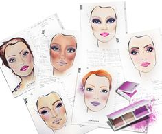 Get inspired with six unique ways to wear #RadiantOrchid with our favorite face charts from our cast. #Sephora @PANTONE COLOR #SephoraPantone