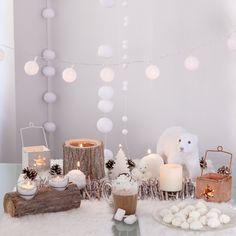 Christmas Mood, Christmas Themes, Christmas Decorations, Xmas, Table Decorations, Holiday, Deco Table Noel, 8th Birthday, Garden Art