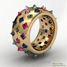 Fibonacci ring, www.armoura.com
