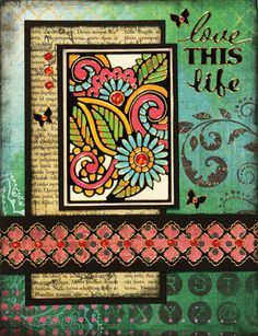 Bohemian Dreams Scrapbooking Collection offers Scrapbooking papers, Dazzles Stickers, Paper Tole, ribbons and more! Check it out now at Paper Wishes.com