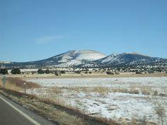 Tne peaks ▓ Arizona White Mountains | The Backroad Gypsies: Show Low to Springerville, AZ