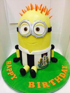 Newcastle United Cake Ideas