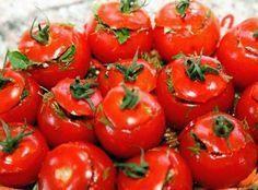 Малосольные помидоры по-армянски