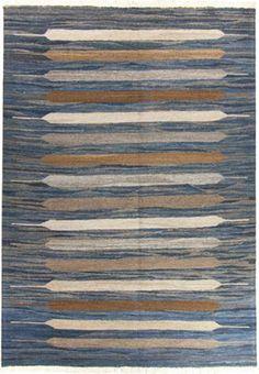 SKU : KLM-1047  Material : Wool  Size: 150 X 240 CM (5x8)  Weave : Kilim
