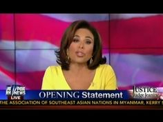 [Watch] Judge Jeanine Pirro – After 170,000 Murdered by ISIS, Obama Develops Sudden Moral Outrage