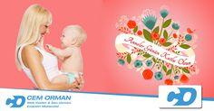 Fedakarlık, sevgi, sabır ve güzelliğin anlamı kıymetli annelerimizin günü kutlu olsun.
