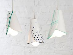 Clay-Cone-Lamp