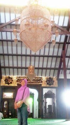 The Indramayu Great Mosque-Ramadhan Kareem-Islam-Muslim-West Java-Indonesia