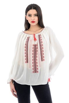 Fii unica! Poarta romaneste! Romania, My Style, Blouse, Long Sleeve, People, Sleeves, Clothes, Collection, Country