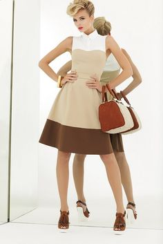 Вкусная коллекция Frankie Morello Resort 2012 (трафик) / Дизайнеры / Модный сайт о стильной переделке одежды и интерьера