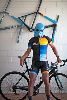 So this is how the Storm Troopers stay so fit!