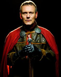 Uther Pendragon. I hate him but I like this picture.