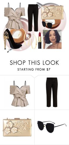 """""""Coffee date"""" by lineocarol on Polyvore featuring Alexander McQueen, Rimen & Co. and Lana"""