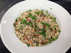 Simple Fried Rice - by Bruce's Fabulous Foods, Chef Bruce Brown