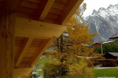 Looking to build a beautiful chalet? We have built one chalet in Chamonix at Mont Blanc mountain.