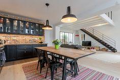 Cuisine salon (Home Alex - Valerie)