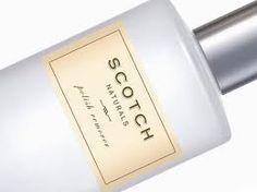 scotch naturals dissolvant