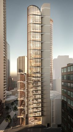 """Grimshaw unveils Sydney office tower designed to appeal to the """"millennial worker"""""""