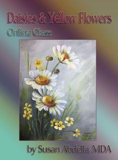 DecoArt Premium Acrylics - Beginner Paintings - Online Classes