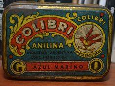 anilina COLIBRI