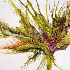 Botanical study for the Organica show. Organica II #alicia… | Flickr
