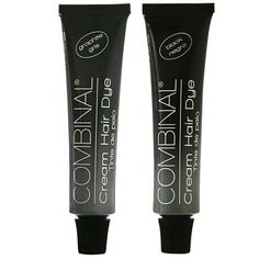 Combinal Cream Hair Dye Set (Graphite and Black) .5 oz each >>> Be sure to check out this awesome product.
