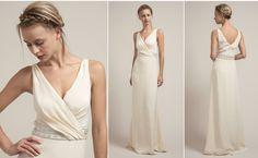 soft wedding dress