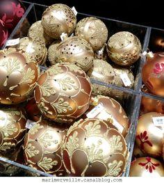 Décoration arbre de Noël chateau enchanté17 - marimerveille