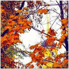 Осенний взгляд-МОСКВА - Фотография - Город