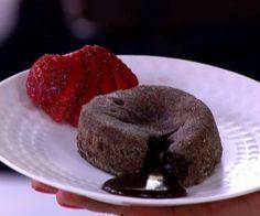 Receta: Volcán de chocolate - Estilo de Vida | TeleticaMovil