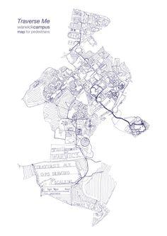 Traverse Me ( GPS Drawing )