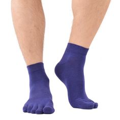WARBOYS 5 Pairs/Lot Fashion Five Fingers Socks Men Cotton Sock with Toe Casual Business Breathable Man Long Socks Male