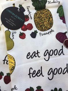 Cynthia Rowley Set Of Two Kitchen Towels Rock My Boat | Housewarming And  Hostess Gifts For The Holidays! | Pinterest | Cynthia Rowley, Towels And  Kitchens