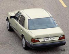 Mercedes-Benz Typ 200 D, Baureihe 124
