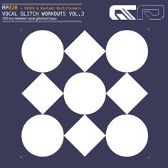 Vocal Glitch Workouts Vol. 3 from HY2ROGEN