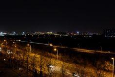 Night and lights [[Beijing, China]]