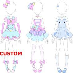 MRA: Fairy Kei 6 by VanillaChama