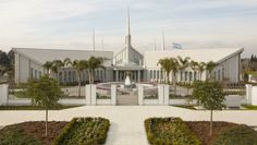 Buenos Aires, Argentina  LDS Temple