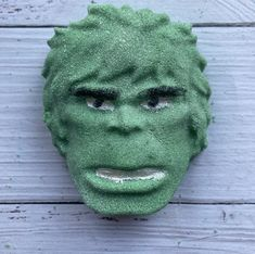 Incredible Hulk, Bath Bombs, Muscles, Marvel, Etsy Shop, Superhero, Green, Handmade, Gifts