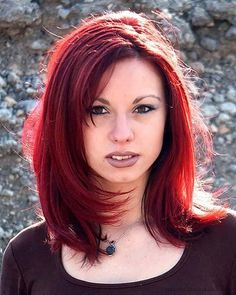 8 Best Henna Hair Color Images Colorful Hair Red Hair Beauty